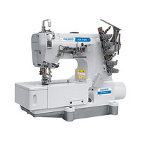AR 500D-01 High Speed Direct Drive Flat bed Interlock Sewing Machine