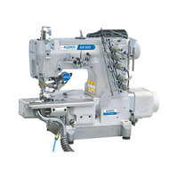 AR 600D-35ZD-7 Direct Drive Cylinder Bed Interlock Sewing Machine (Left cutter with auto trimmer)