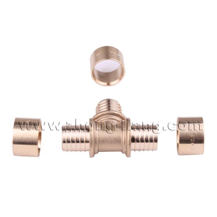 ZL-9603B Equal Tee Fitting