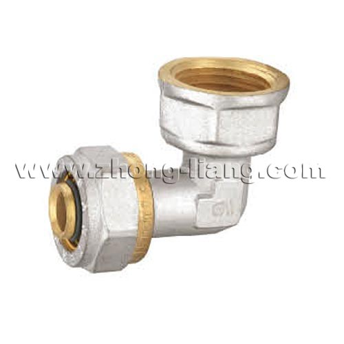 ZL-9505A 90° Elbow Fitting