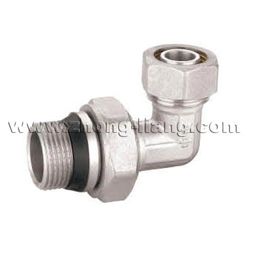 ZL-9505B 90° Elbow Fitting