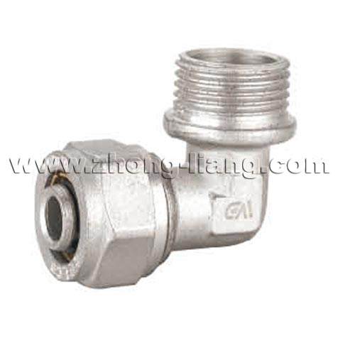 ZL-9505C 90° Elbow Fitting