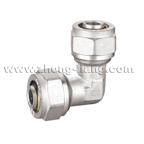ZL-9505D 90° Elbow Fitting