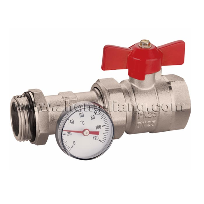 ZL-4729 Brass Ball Valve