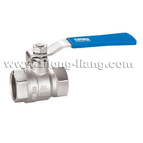 ZL-4161 Brass Ball Valve