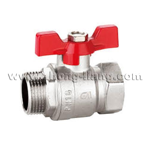 ZL-4160A Brass Ball Valve