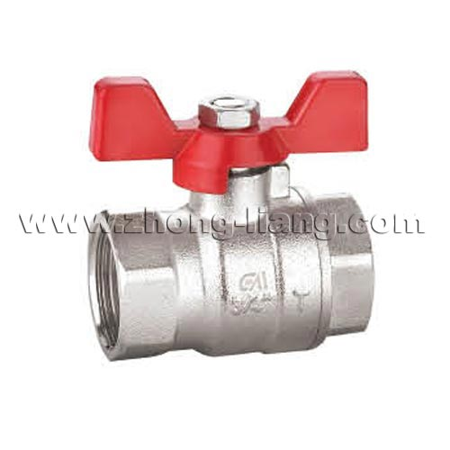 ZL-4161A Brass Ball Valve