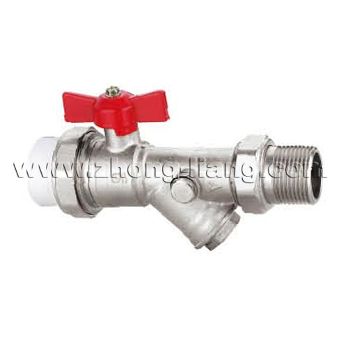 ZL-4211 Y-Fitter Ball Valve