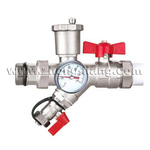ZL-4213 Brass Ball Valve