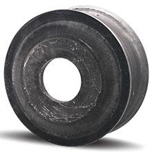 Spinning blank wheel