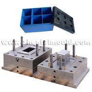 Battery mould