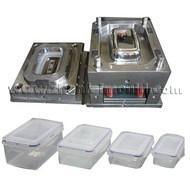 Preservation box mold-1