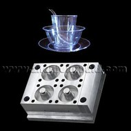 Aviation tableware mould-1