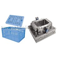 Folding carton mould